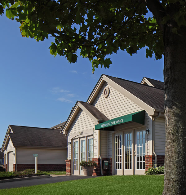 Cheap Apartments In Columbus Ohio: Hilliard Park Apartments In Hilliard, OH
